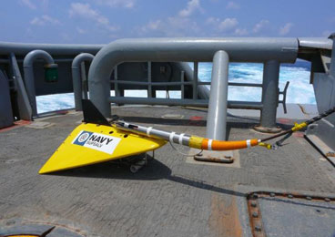 """超级敏感的""""水下麦克风""""或能找到MH370黑匣子"""