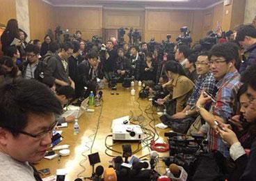 新华社:中国媒体马航事件表现疲软 核心技术受制于人