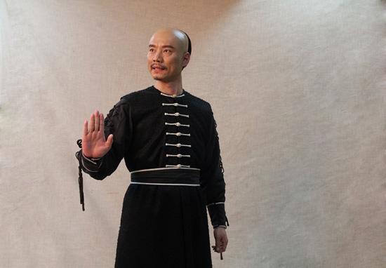 《鹿鼎记》荧幕亮相 杨皓宇版陈近南引爆笑点