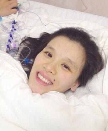 桑兰微博宣布于北京产子 重5斤7两母子平安