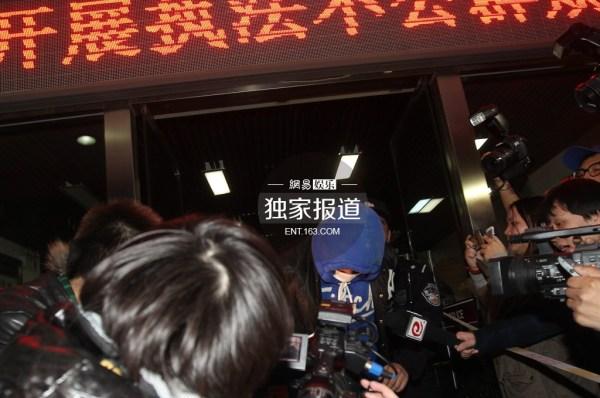 唱片公司宣传称不知李代沫已进入审查批捕程序