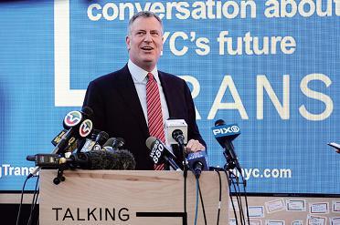 与百万纽约市民一起为市长出主意