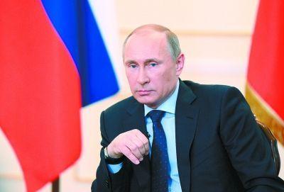 英媒:普京在乌克兰危机宣传战中打败西方