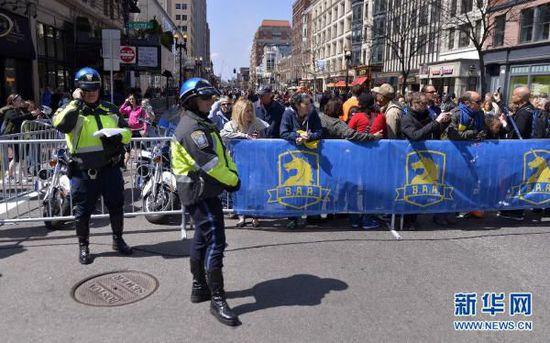 波士顿加强安保迎接马拉松