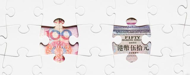 财经观察:中港两地经济谁在数钱 谁在吵架?