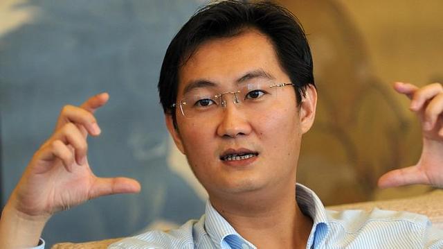 《时代》公布年度百大影响力人物:马化腾入选