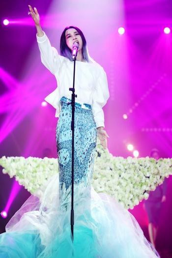 尚雯婕:对每一个舞台都有野心
