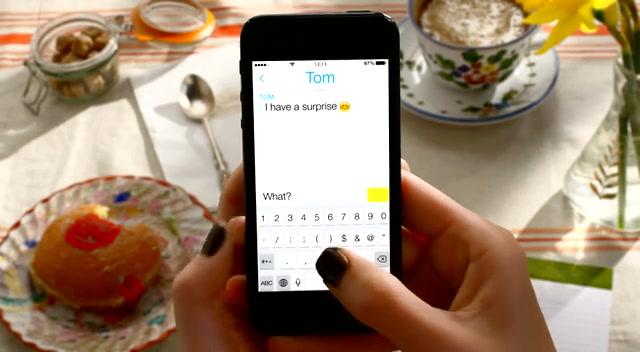 Snapchat推出即时通讯和视频通话功能