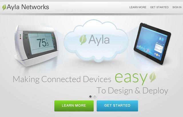 物联网平台商Ayla融资1450万美元 将进军中国