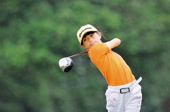 婷婷:我的高尔夫之家