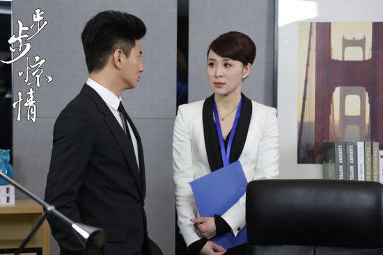 武小莉演神秘女秘书 《步步惊情》辅佐吴奇隆