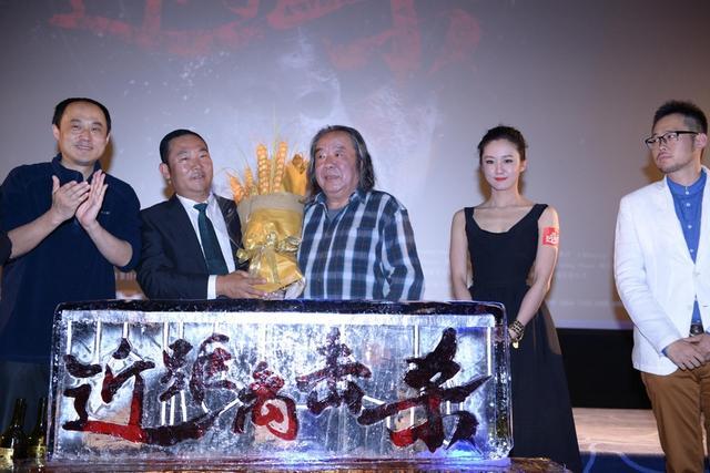 《近距离击杀》首映礼 王悠自曝演女军官没压力