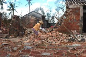 """海南全省因台风""""威马逊""""死亡失踪人数增至31人"""