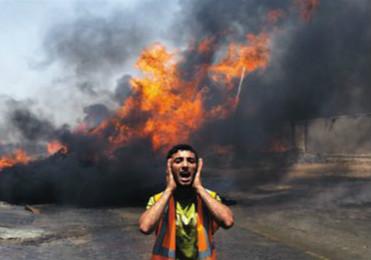 停火结束 加沙火箭弹再袭以色列!