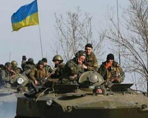 乌克兰政府军与民间武装对攻 停火谈判微乎其微