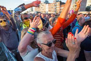国际同性恋运动会开幕 奥巴马发视频祝贺