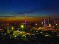 摄影师拍广州最美的天空