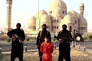 """""""伊斯兰国""""再发斩首视频 遇害者为一黎巴嫩士兵"""