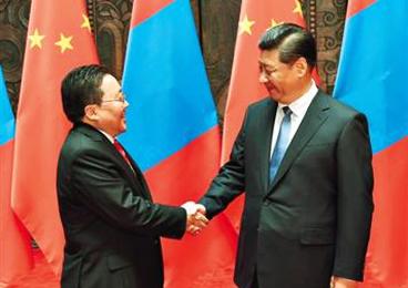 """蒙古国:""""第三邻国""""战略重点在哪里?"""