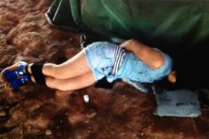 黑布蒙眼绑手脚 珠海一名13岁少女被弃立交桥底
