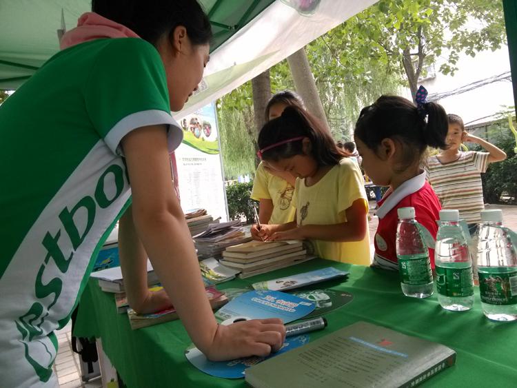 捐书给山区孩子1个月募得逾9万册