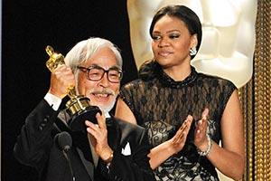 宫崎骏获奥斯卡终身成就奖 将继续创作动画短片