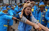 2014壹基金冬季温暖包鲁甸启动仪式