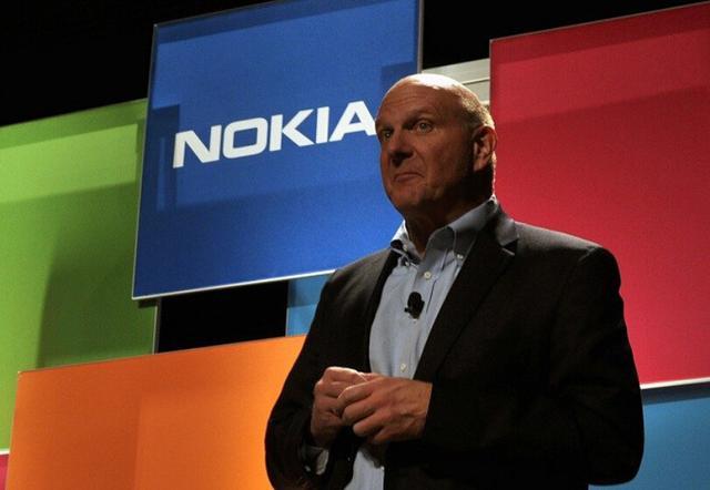 微软为收购诺基亚不惜与华为反目