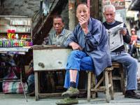 图片故事:新塘老城