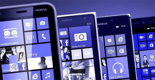微软WP手机厂商公开放弃 品牌或将消失