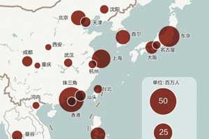 珠三角成全球最大城市片区 城市化质量仍需加强