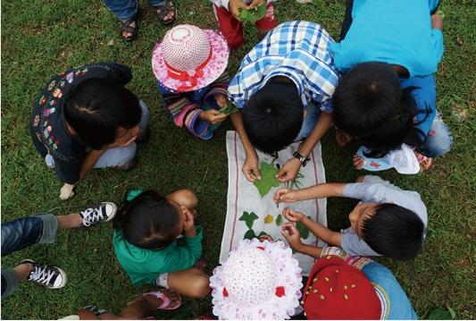 拯救自然缺失症儿童