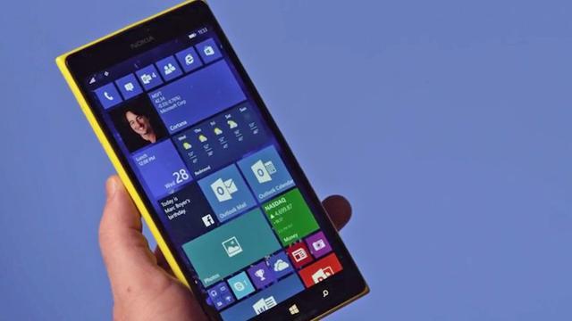 微软发布Windows10手机预览版 支持六款Lumia