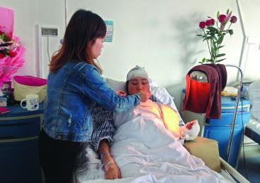 东莞一医院两名女工作人员被砍 1人手腕几乎离断