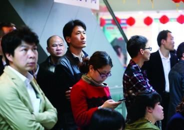 佛山节后遭遇招工难 招工者:只要是个人就可以了