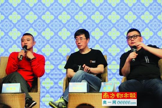 杨骅力:还要考虑产业链和商业模式的问题