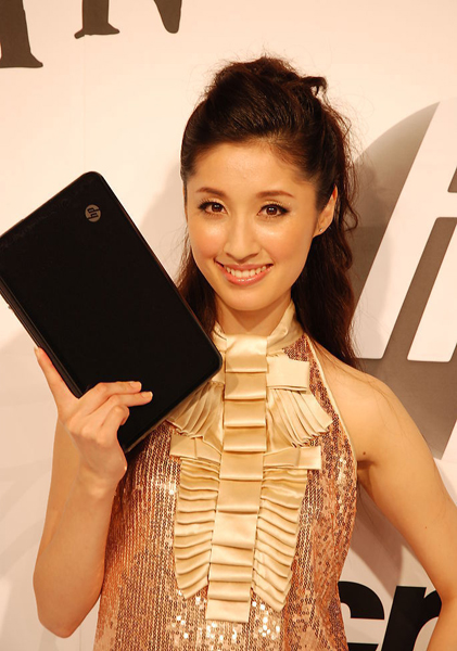 《美少女h》系列连续剧在日本出道的田中千绘