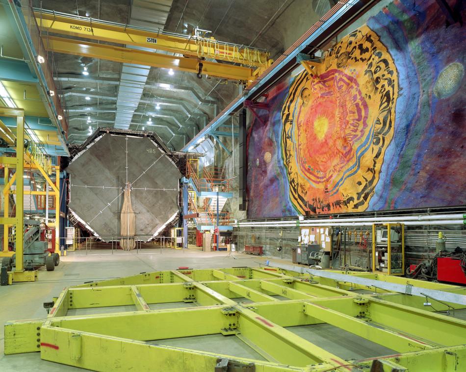 中微子9abz`'n_苏丹地下实验室是世界上仅有的两个记录到缪子中微子转变成电子中微子