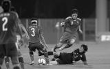 亚运首战中国女足逼平最强对手日本
