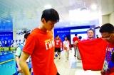 中国男自接力惨败日本 孙杨只下火线不退赛