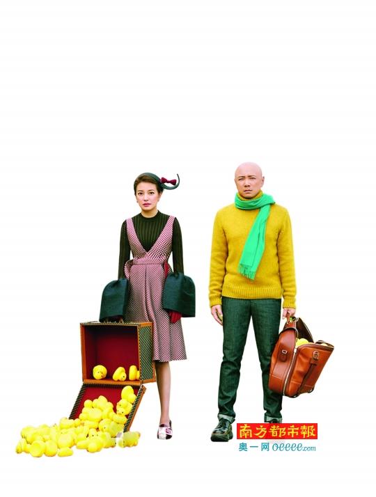 剧透《港囧》小百科:赵薇=喜剧+床戏? 文娱