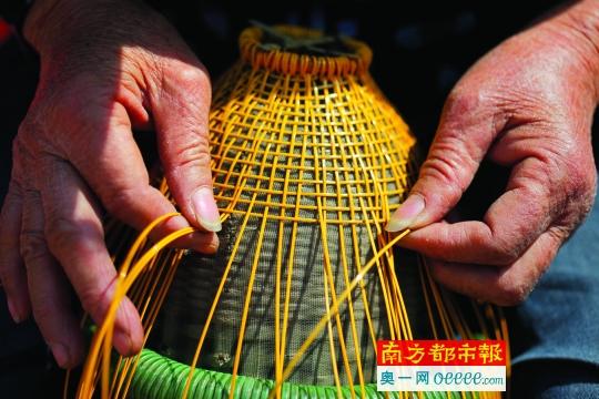教程的视频用传统编织,如今大多用塑胶游戏.c竹篾虾笼替代v教程图片