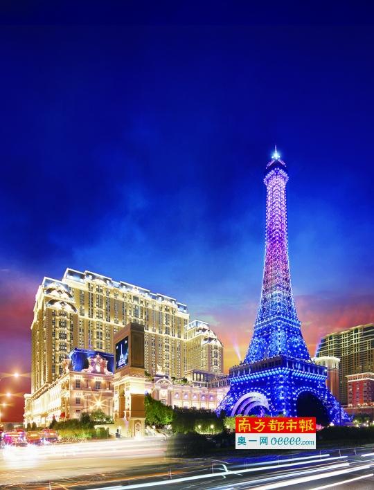 澳门金沙度假区是澳门的综合度假城,这里云集多间世界级酒店,提供近