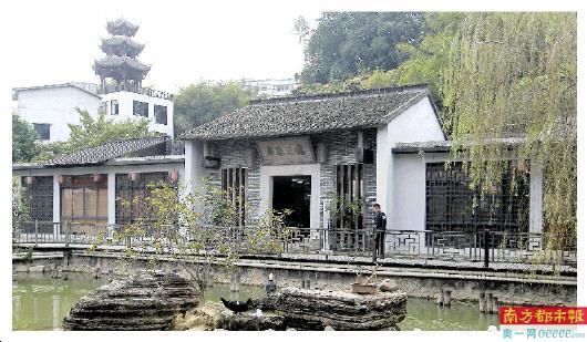 网上赚钱的好方法:深圳试点城中村有机更新 甘坑客家小镇入选