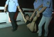 女子在南京被骗失身 欲跳河轻生